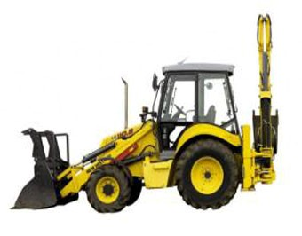 Экскаватор NEW HOLLAND 110